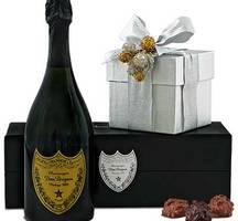 Champagne-truffles