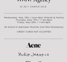 Want-agency