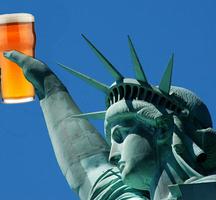 Statue-liberty-beer