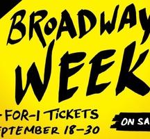 Broadway-week