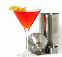 Cocktails-shaker