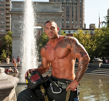 Firefighters-calendar
