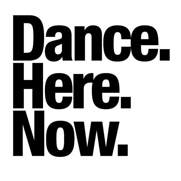 Dance-here-now-white