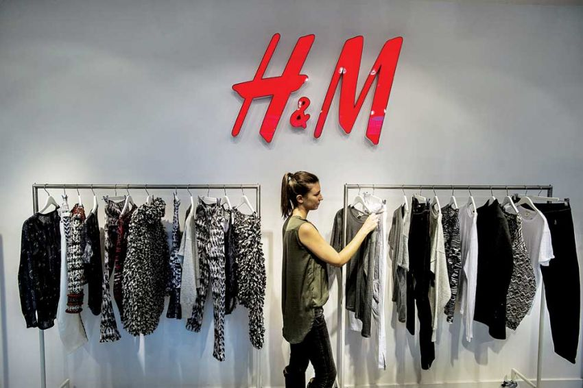 H-and-m-store